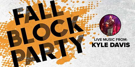 Community Block Party with Live Music tickets