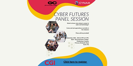 Cyber Futures - Panel Session tickets