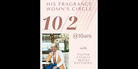 His Fragrance WMN's Circle tickets