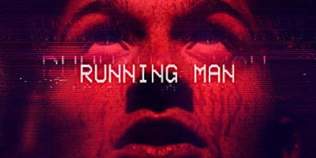 'Running Man' exclusive 24-hour screening event tickets