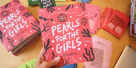 'Pearls for the girls'  - Book launch tickets