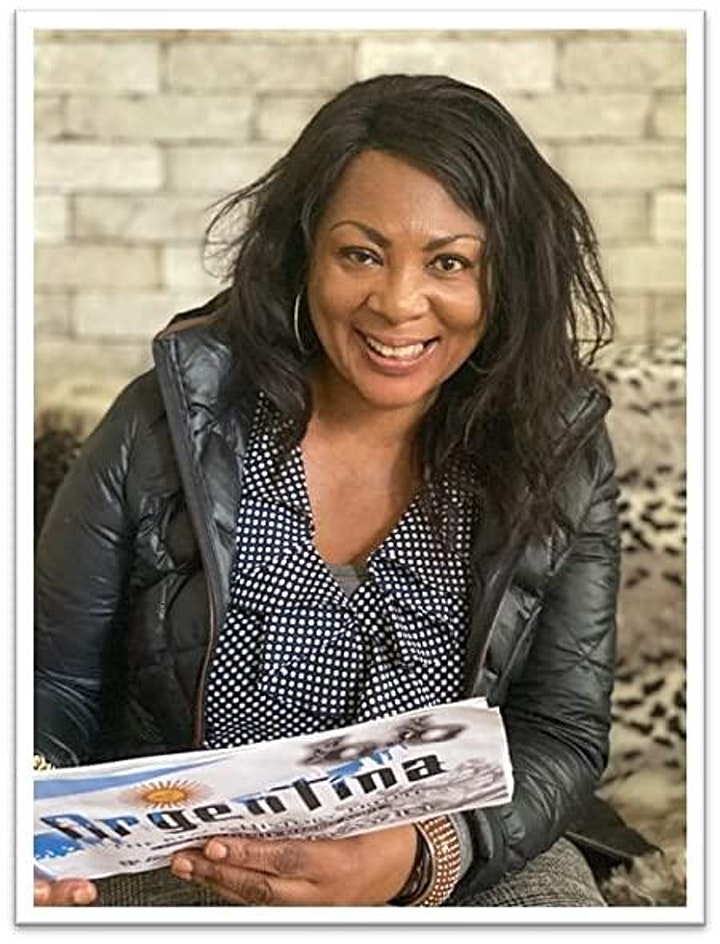 Author Talk with Pamela Gayle author of The Black History Truth: Argentina image