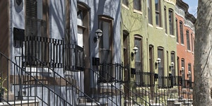 The Baltimore City Property Tax: How much should it be...