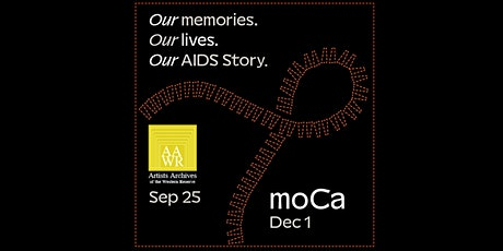 Our AIDS Story Sharing at Artist Archives of the Western Reserve tickets
