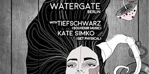 "Cirque Noir presents ""Watergate Berlin"" with..."