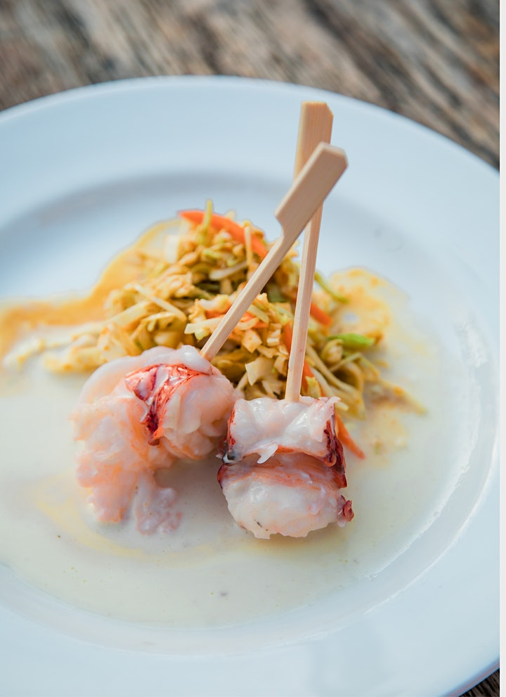 Wine Dinner with Patz & Hall at Roe Seafood image