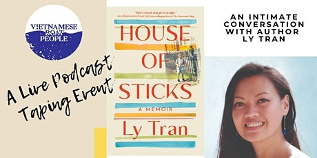 Podcast Event: Up Close with author Ly Tran tickets