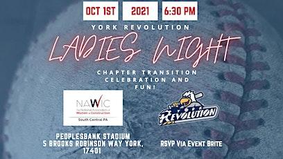 York Revolution Ladies Night tickets