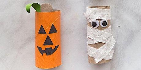 Manualidad de Halloween - Recomendado para jóvenes de 3 a 10 años. entradas