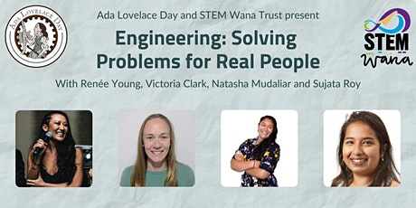 Ada Lovelace Day 2021: Engineering - Solving Problems for Real People tickets