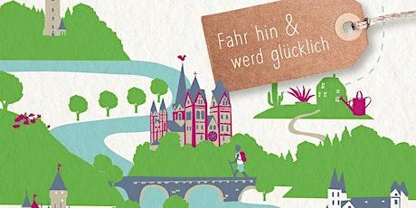 """""""Glücksorte an der Lahn"""" - Lesung von Nicole Steffens Tickets"""