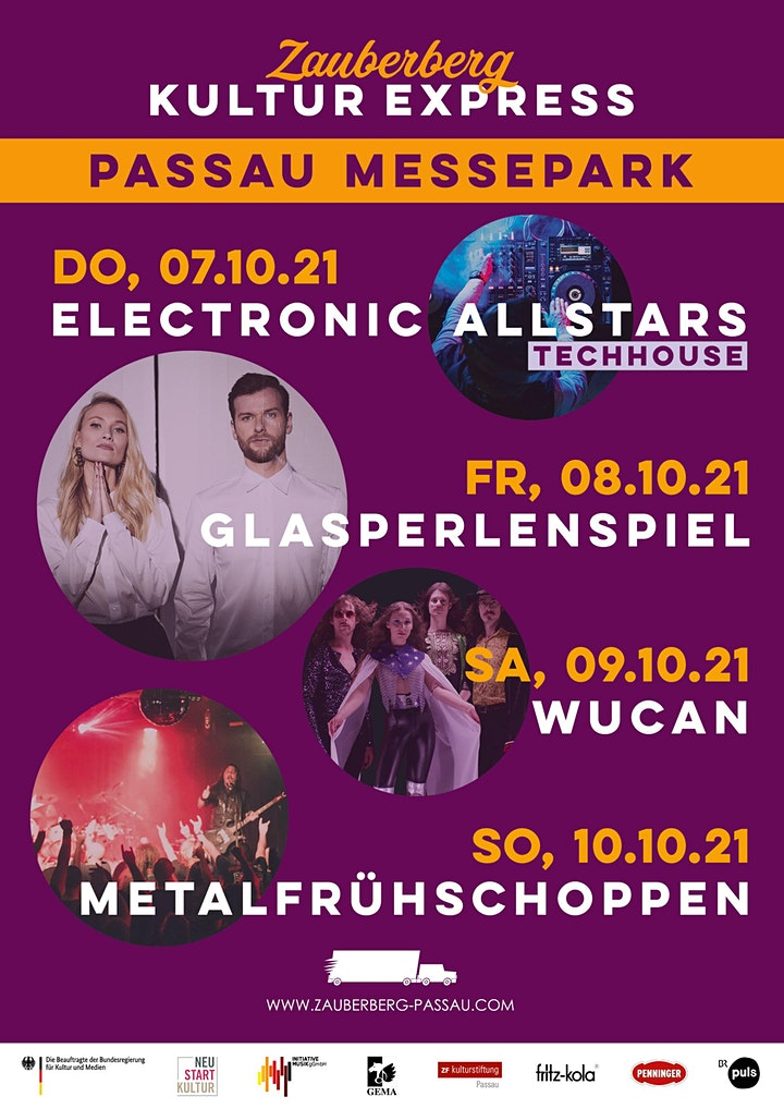 Metalfrühschoppen • Passau • Zauberberg Kultur Express: Bild