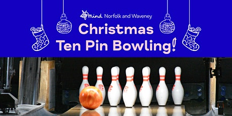 Christmas 10 Pin Bowling Networking Event tickets