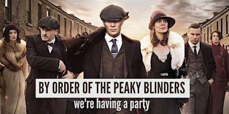 Peaky Blinders at Whittles tickets