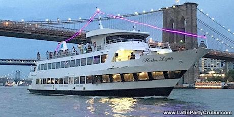 $10 Saturday Night Latin Cruise tickets
