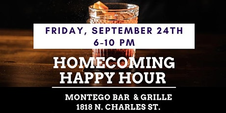 SEPTEMBER HAPPY HOUR tickets