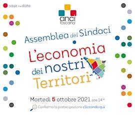 Assemblea dei soci di Anci Toscana,5 Ottobre 2021 biglietti