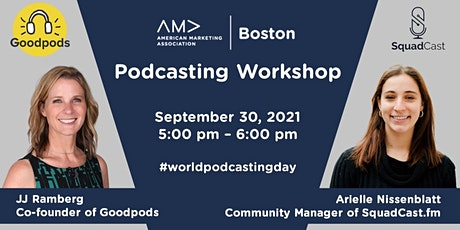 How to Start a Podcast: What You Need to Know tickets