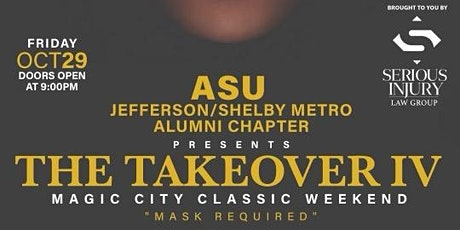 THE TAKEOVER IV-MAGIC CITY CLASSIC PARTY tickets