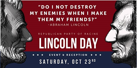 Lincoln Day Event tickets