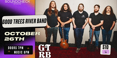 Good Trees River Band tickets