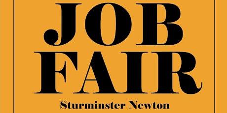 Job Fair Sturminster Newton tickets