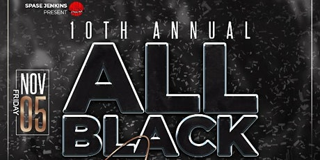 10th Annual All Black Affair tickets