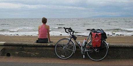 Long Distance Cycling Stories, Webinar entradas