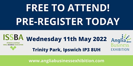 Anglia Business Exhibition 2022 tickets