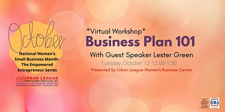 The Empowered Entrepreneur Series: Business Plan 101 tickets