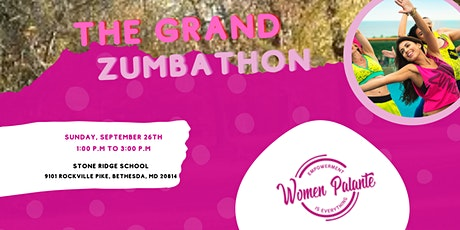 Women Palante Zumbathon 2021 tickets