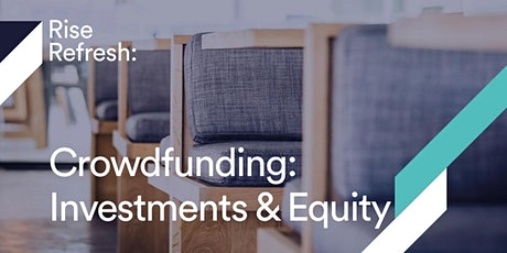 Crowdfunding: Investments & Equity tickets