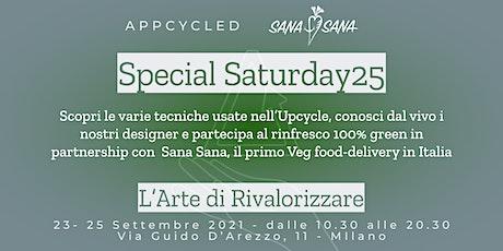 Special Saturday25 biglietti