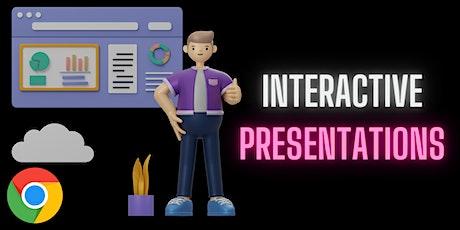 Interactive Presentations tickets