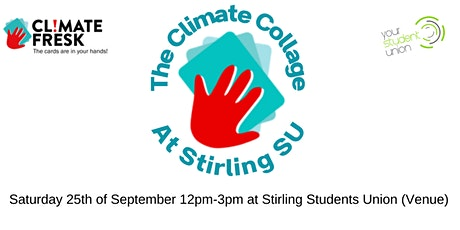 Climate Collage at Stirling SU tickets