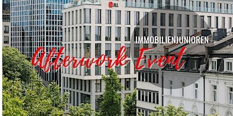 Immobilienjunioren meets Stephan Leimbach @JLL Frankfurt Tickets