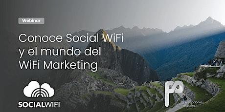 Conoce Social WiFi y el mundo del WiFi Marketing entradas