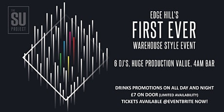 Edge Hill Welcome Week - The SU Project tickets