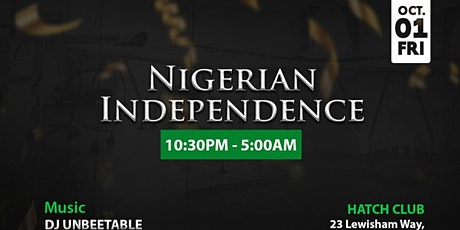 The Official Nigerian Independence Celebration tickets