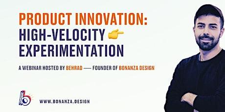 Lean Startup: High Velocity Validation & MVP Design tickets