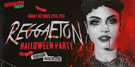 Reggaeton Halloween Party at Rebellion (Manchester) tickets