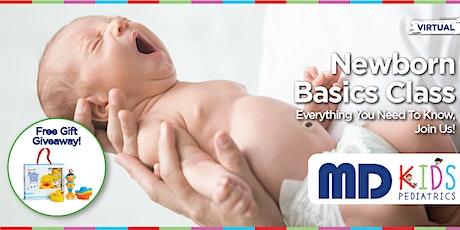 Free Newborn Basics Virtual Class with Dr. Karla Lluberes tickets