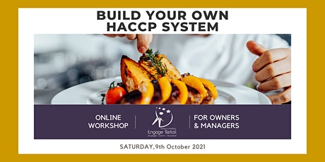 Build Your Own HACCP System Workshop tickets