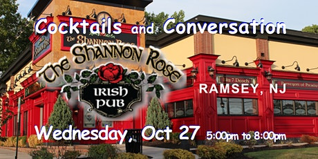 No Cover ~ The Shannon Rose ~ Ramsey, NJ ~ Happy Hour ~ ticket required tickets