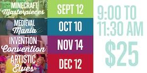 Art Feeds Joplin Second Saturday Workshops