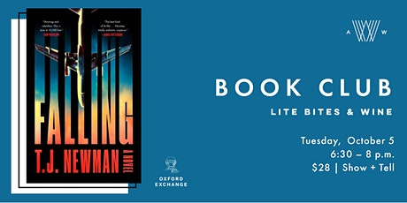 Armature Works Book Club - October 5th tickets