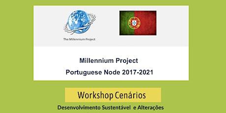 Workshop - Desenvolvimento Sustentável e Alterações Climáticas em Portugal bilhetes