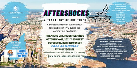 AFTERSHOCKS: A Tetralogy of our Times tickets