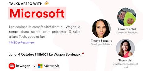[ APERO TALKS ] Microsoft x Le Wagon billets
