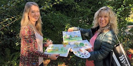 Watercolor Workshop: Autumn Color tickets